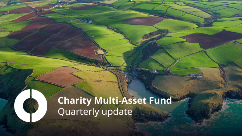 Charity Multi-Asset Fund update - Q3 2019
