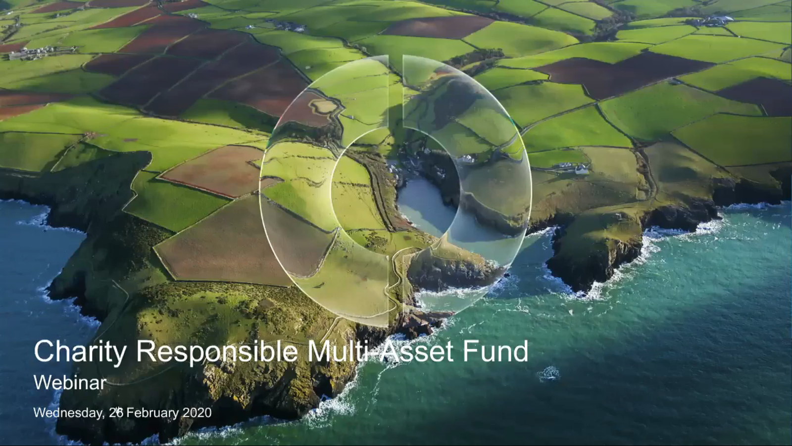 Charity Responsible Multi-Asset Fund webinar Q1 2020