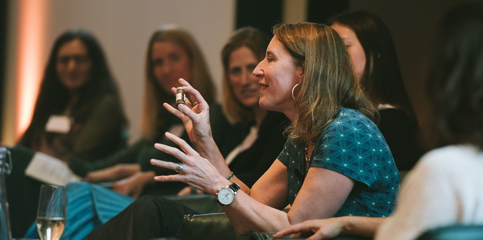 Listening to the 1%: women entrepreneurs succeeding in a man's world